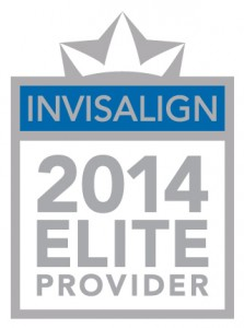 Garrett Smiles is an Invisalign 2014 Elite Provider